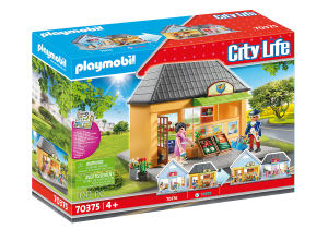 PLAYMOBIL 70375 Mój supermarket
