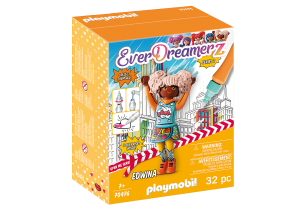 PLAYMOBIL 70476 Edwina - Comic World