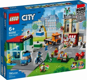 LEGO ® 60292 CITY Centrum miasta