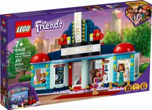LEGO ® 41448 FRIENDS Kino w Heartlake City