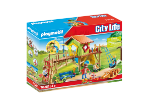 PLAYMOBIL 70281 CITY LIFE Plac zabaw