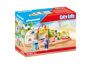 PLAYMOBIL 70282 CITY LIFE Żłobek