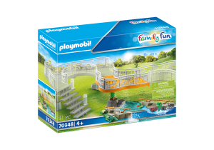 PLAYMOBIL 70348 FAMILY FUN Platforma widokowa