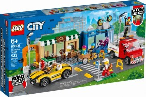 LEGO ® 60306 CITY Ulica handlowa