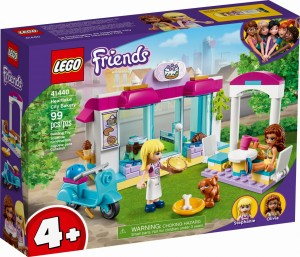 LEGO ® 41440 FRIENDS Piekarnia w Heartlake City