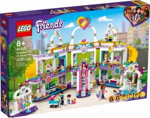 LEGO ® 41450 FRIENDS Centrum handlowe w Heartlake City