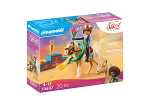 PLAYMOBIL 70697 SPIRIT Rodeo Pru