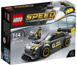 LEGO 75877 Speed Champions Mercedes AMG GT3