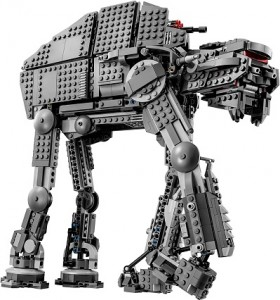 LEGO® 75189 First Order Heavy Assault Walker