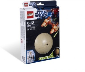 LEGO 9678 Star Wars Twin-Pod Cloud Car &