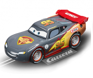 Carrera GO!!! 20064050 Disney/Pixar Cars CARBON Lightning McQueen
