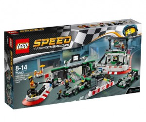 LEGO 75883 Speed Champions Mercedes AMG Petronas