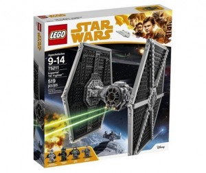 LEGO ® 75211 Star wars TIE Imperial Fighter