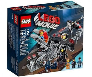 LEGO 70801 Movie Sala tortur wiek 6-12
