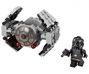 LEGO 75128 Star Wars TIE Advanced Prototype