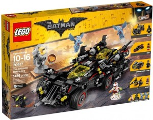 LEGO® 70917 The Ultimate Batmobile