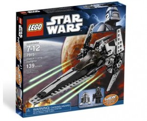 LEGO Star Wars 7915 Imperial V-wing