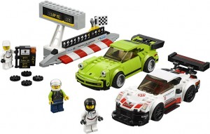 LEGO ® 75888 Speed Champions Porsche 911 RSR i 911 Turbo