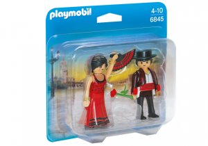 PLAYMOBIL 6845 Duo Pack Tancerze flamenco