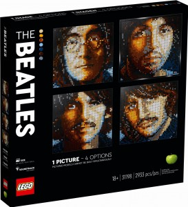 LEGO ® 31198 ART The Beatles
