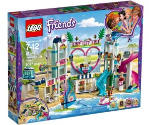 LEGO ® 41347 Friends Kurort w Heartlake