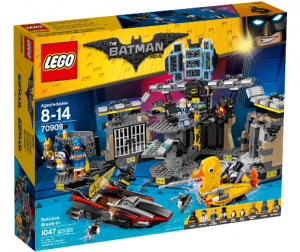 LEGO 70909 Batman Włamanie do Jaskini