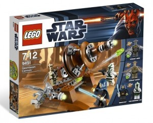 LEGO 9491 Star Wars Geonosian Cannon