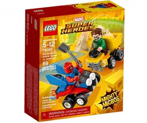 LEGO ® 76089 Spider-man vs. Sandman