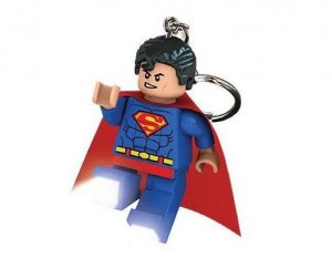 LEGO LGL-KE39 Latarka LED Superman