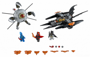 LEGO ® 76111 Super Heroes  Batman: pojedynek z Brother Eye