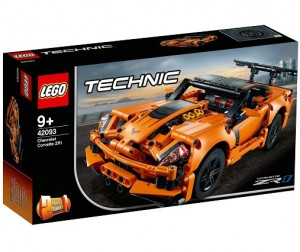 LEGO ® Technic 42093 Chevrolet Corvette ZR1