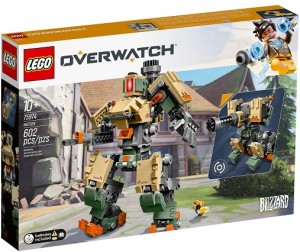LEGO ® Overwatch 75974 Bastion