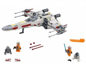 LEGO ® 75218 Star wars X-Wing Starfighter