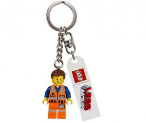 LEGO Movie 850894 Emmet Key Chain