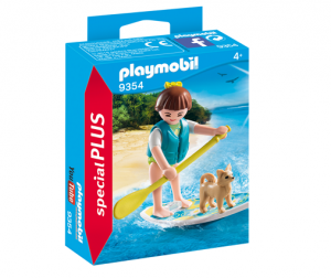 PLAYMOBIL 9354 Stand Up Padding