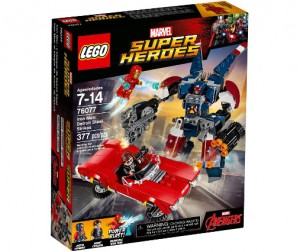 LEGO 76077 Super Heroes Iron Man Detroit Steel