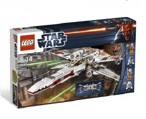 LEGO 9493 Star Wars X-wing Starfighter