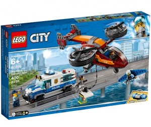 LEGO ® CITY 60209 Rabunek diamentów