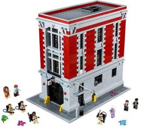 LEGO 75827 Ideas Firehouse Headquarters