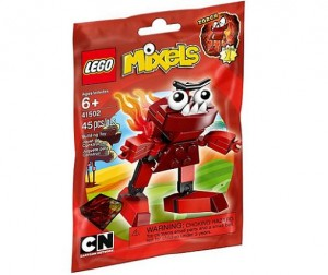 LEGO 41502 Mixels 1 Zorch