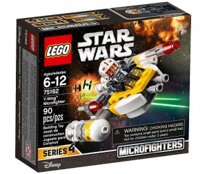 LEGO 75162 Star Wars Y-Wing