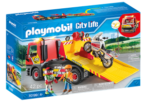 PLAYMOBIL 70199 City Life Pomoc drogowa