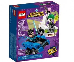 LEGO ® 76093 Nightwing vs Joker