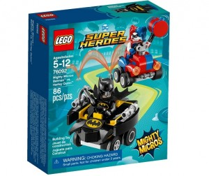 LEGO ® 76092 Batman vs Harley Quinn