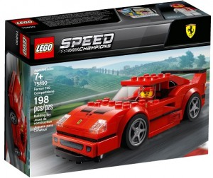 LEGO ® Speed Champion 75890 Ferrari F40