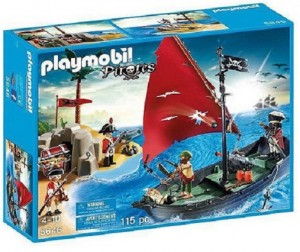 PLAYMOBIL 5646 Piraci