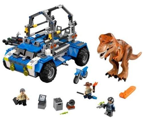 Lego 75918 Jurassic World Polowanie Na Tyranozaura Worldtoyspl