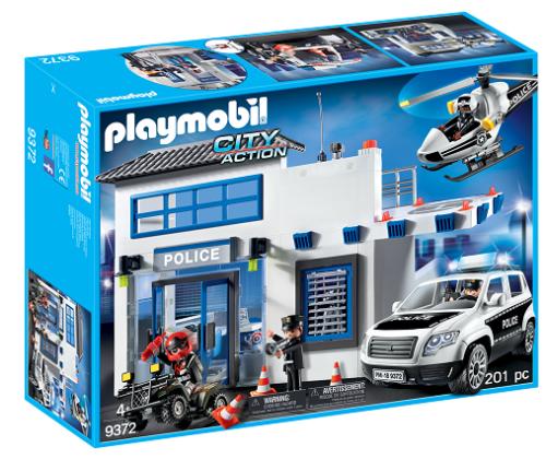 Playmobil 9372 Posterunek Policji Worldtoyspl