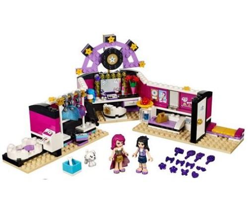 Lego 41104 Friends Garderoba Gwiazdy Pop Worldtoyspl