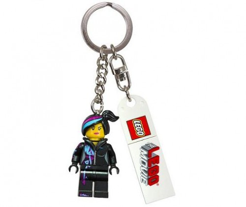 LEGO Movie 850895 Wyldstyle Key Chain
